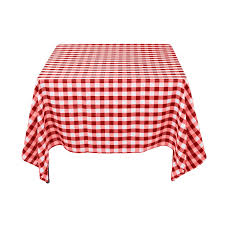tablecloth.