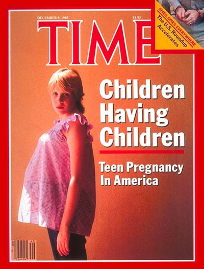 Teenagers and pregnancy