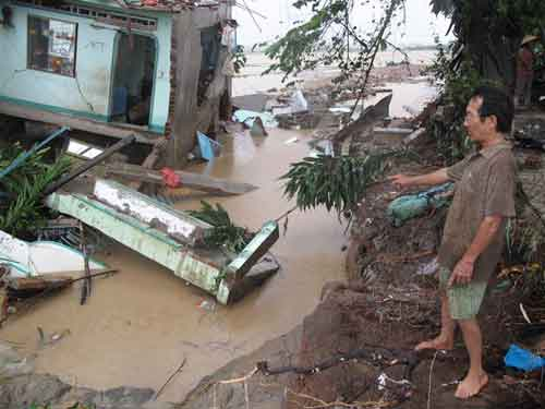 2011-2013: disasters cost VND50 trillion