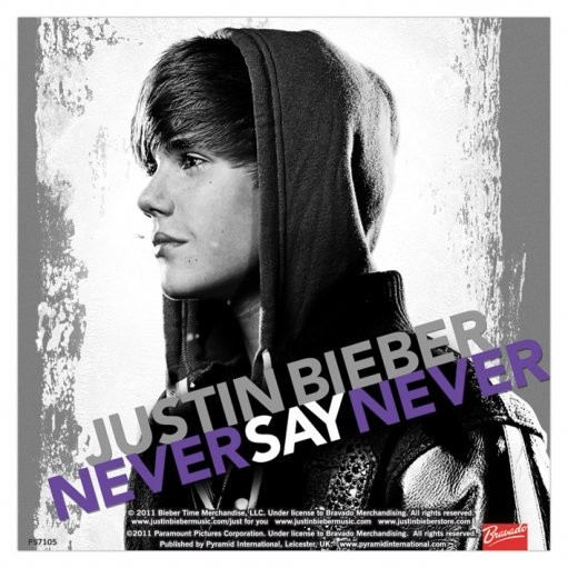 Never Say Never – Justin Bieber