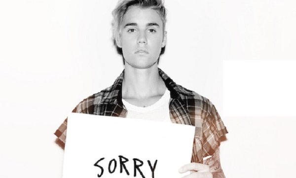 Sorry – Justin Bieber