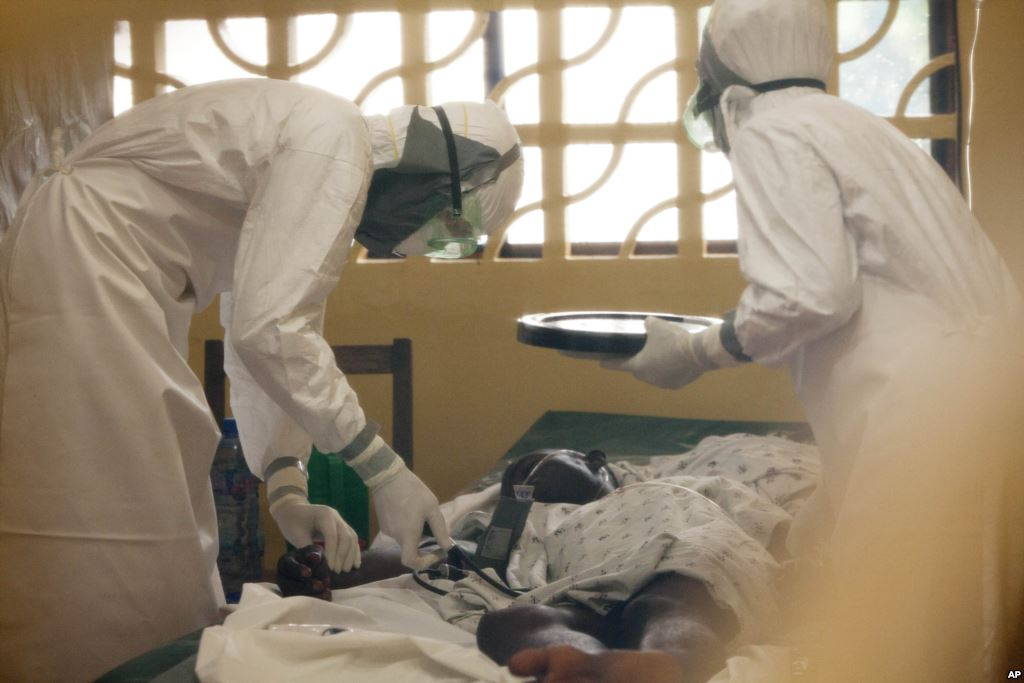 American Ebola victim to be brought to US