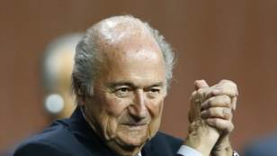 FIFA Re-Elects Blatter Despite Corruption Scandal