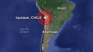 Two Powerful Earthquakes Strike Chile