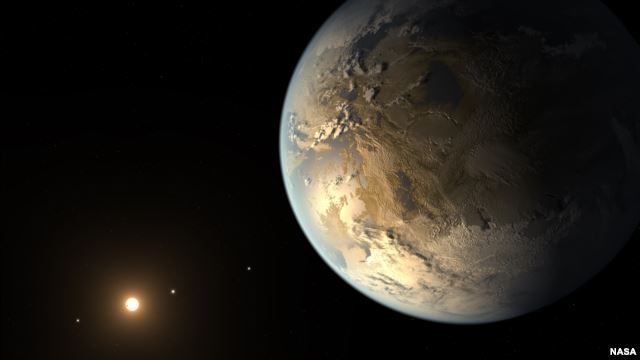 NASA: Close to Discovering Life in Outer Space