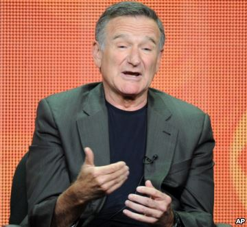 VOA: Movie Star, Comedian Robin Williams Dead at 63